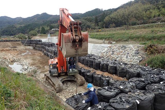 橋台工事 さつま町 土木 解体 リサイクル 株式会社薩摩工務店
